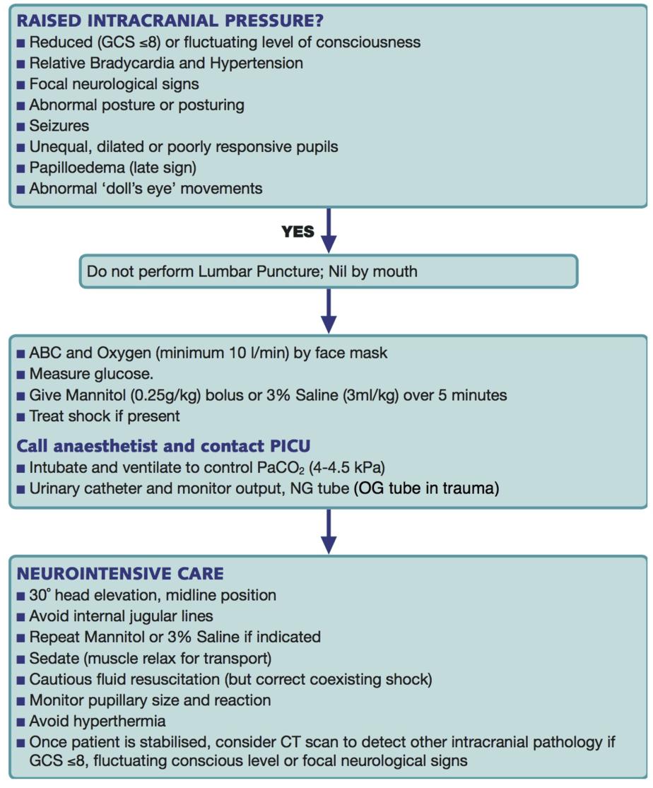 Intracranial Pressure IV